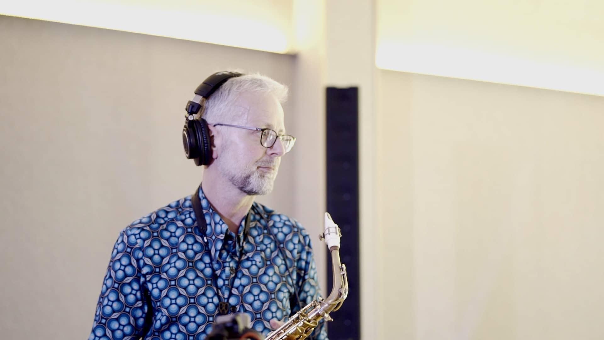 Ulli juenemann saxophonist